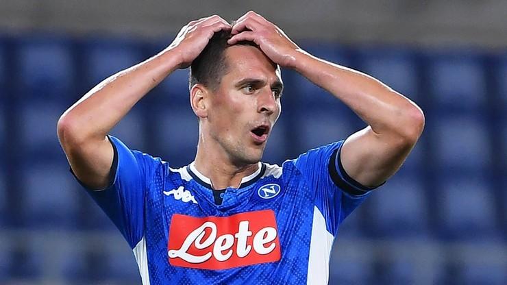 Serie A: Media nie mają wątpliwości, Arkadiusz Milik zostanie we Włoszech!