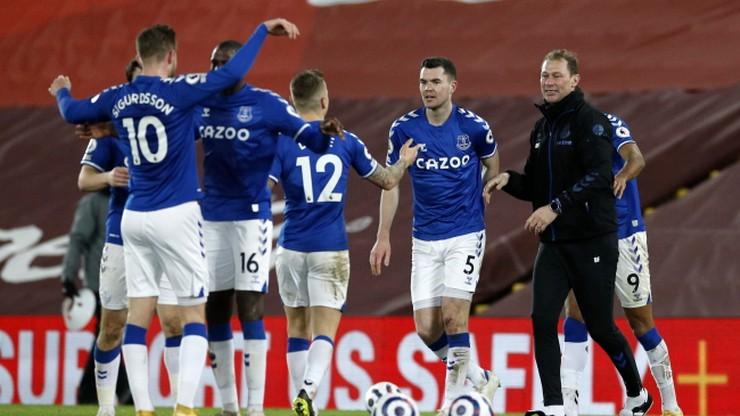 """Derby dla Evertonu. Pierwsze od 1999 roku zwycięstwo """"The Toffees"""" na Anfield"""