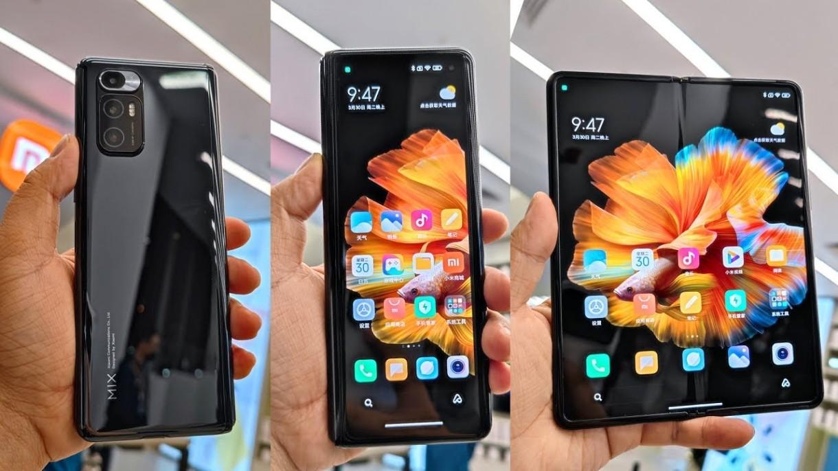 To niesamowite. Pierwszy składany smartfon Xiaomi wyprzedał się w niecałą minutę