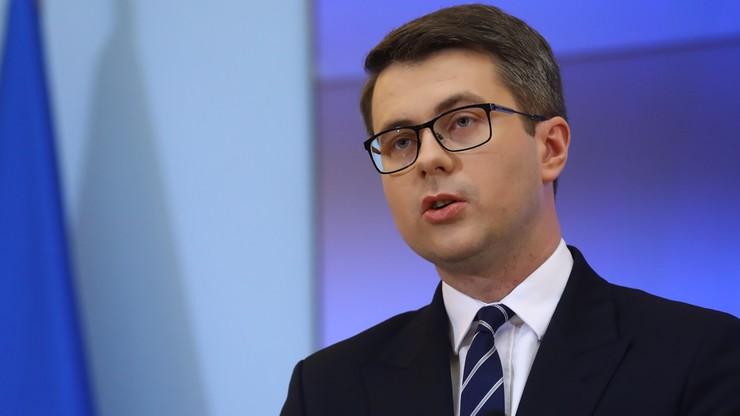Piotr Müller: protestujący samorządowcy wprowadzają opinię publiczną w błąd