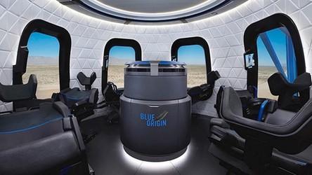Szef Amazonu ma jedno wolne miejsce w kapsule na lot w kosmos. Może być Wasze