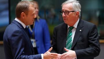 UE przedłużyła sankcje gospodarcze wobec Rosji. Tusk: jednogłośna decyzja