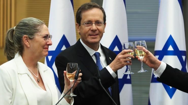Izrael. Parlament wybrał Icchaka Hercoga na prezydenta