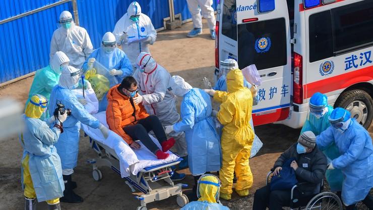 Brakuje miejsc dla chorych w Wuhan. Miasto zamienia centra kulturowe na szpitale