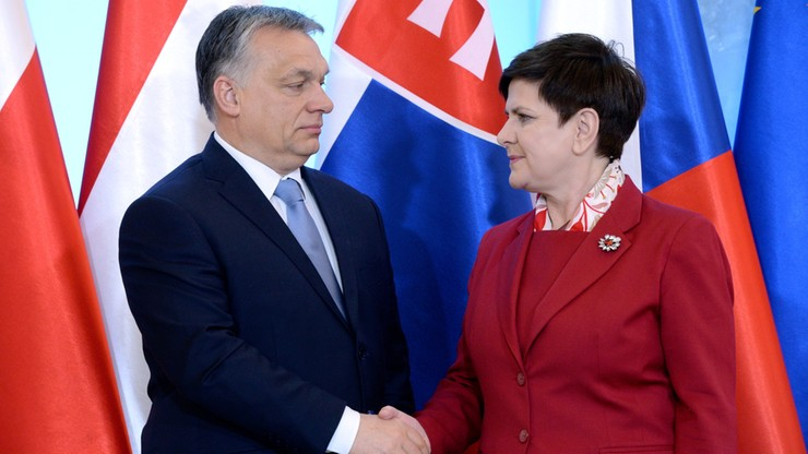 """""""Stanowisko Grupy Wyszehradzkiej o przyszłości Europy w pełni popierane przez Węgry"""" - premier Orban"""