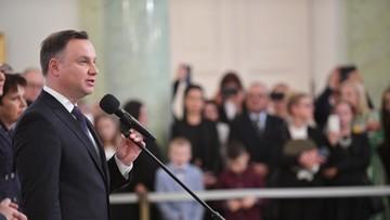 Sondaż prezydencki: Andrzej Duda wyprzedza Donalda Tuska