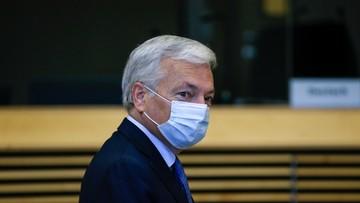 Reynders: KE użyje mechanizmu warunkowości w najbliższych dniach lub tygodniach