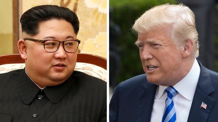 """Spotkanie Kima z Trumpem niepewne. """"Nie interesuje nas szczyt tylko ws. denuklearyzacji"""""""