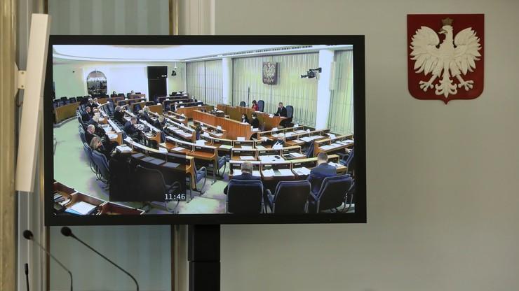 Okrągły stół w Senacie ws. wyborów. Jest data