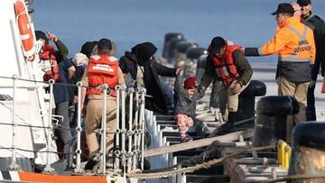 Coraz mniej migrantów przedostaje się z Turcji do Grecji