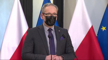 Minister zdrowia o lockdownie w dwóch kolejnych województwach