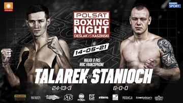Polsat Boxing Night: Bohaterowie co-main eventu będą walczyć o pas