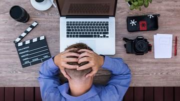 Wypalenie zawodowe i bezsenność. Wiemy, jak wpływają na zakażenie i przebieg COVID-19