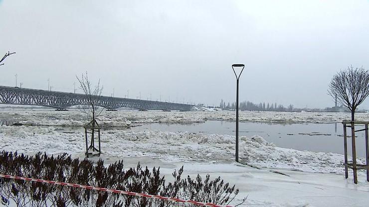 W okolicach Płocka najwyższy stopień zagrożenia powodziowego