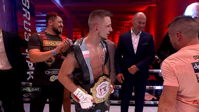 Polsat Boxing Promotions: Radomir Obruśniak mistrzem Polski w wadze superpiórkowej