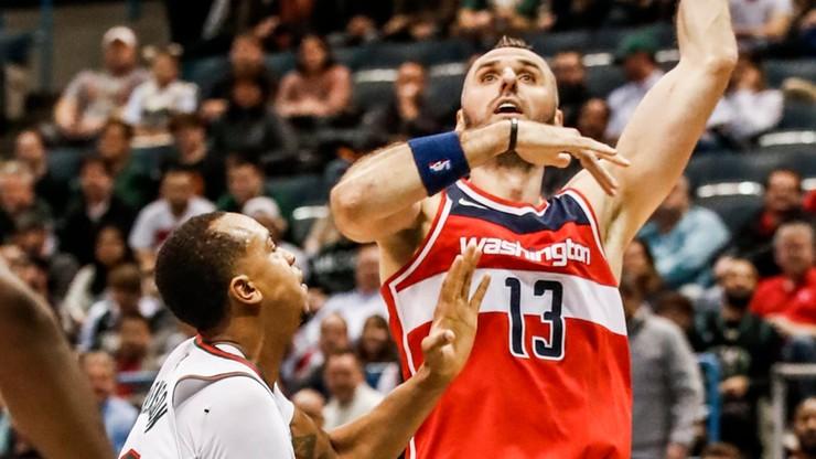 NBA: Domowa porażka Gortata i spółki z Raptors