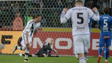 Ekstraklasa: Legia pokonała Lecha w hicie kolejki. Gol Prijovicia przesądził