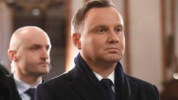 Prezydent Duda weźmie udział w uroczystościach pogrzebowych Pawła Adamowicza