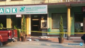 Żołnierz WOT i policyjny kontrterrorysta mieli wysadzać bankomaty [WIDEO]
