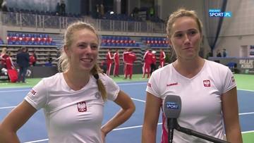 Magdalena Fręch i Katarzyna Kawa: Myślę, że należą nam się brawa