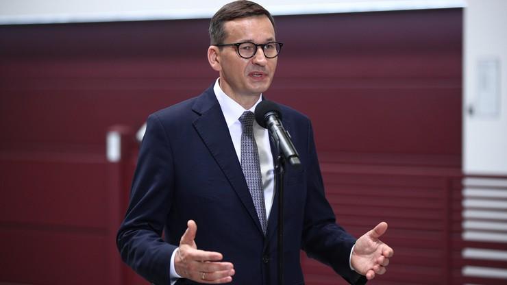 Mateusz Morawiecki: Izba Dyscyplinarna SN nie spełniła oczekiwania. Dobry czas na rachunek sumienia