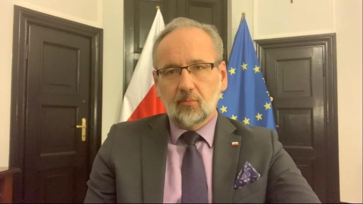 Minister zdrowia o teleporadach: powinny mieć stałe miejsce, ale nie dominujące