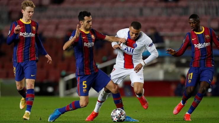 Liga Mistrzów: FC Barcelona - PSG. Skrót meczu (WIDEO)