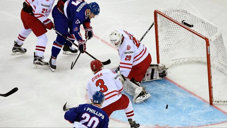 MŚ w hokeju: Porażka Polaków w meczu z Wielką Brytanią