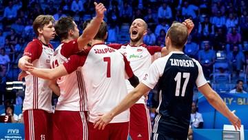Amerykanie pokonani. Polscy siatkarze zagrają w finale mistrzostw świata