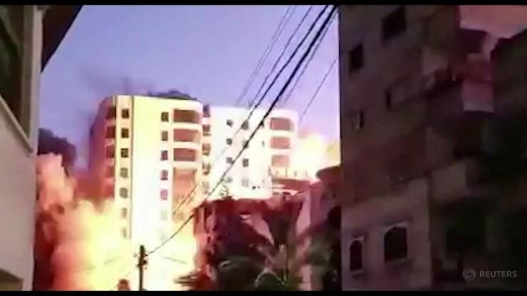 Media: Izrael grozi Palestyńczykom kolejnymi atakami. Polskie MSZ wzywa do przerwania przemocy