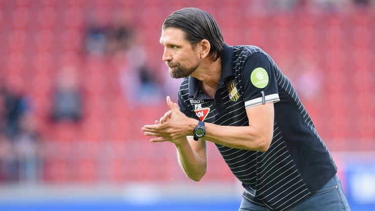 Peter Hyballa nowym trenerem Wisły Kraków