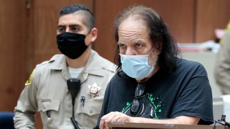 Znany gwiazdor filmów porno oskarżony o trzy gwałty