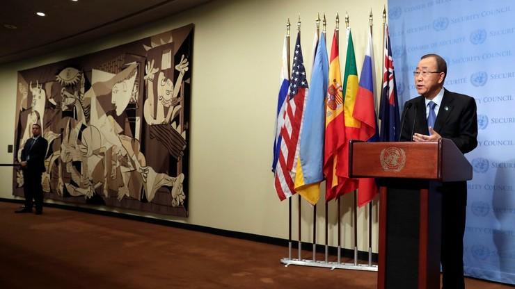 Rada Bezpieczeństwa zapowiada zaostrzenie sankcji wobec Korei Płn