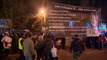 """""""Prawo do życia"""" kontra """"Prawa kobiet"""". Protesty przed Sejmem ws. zmian prawa do aborcji"""