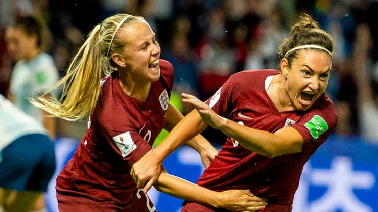 Włoszki i Angielki w 1/8 finału mistrzostw świata