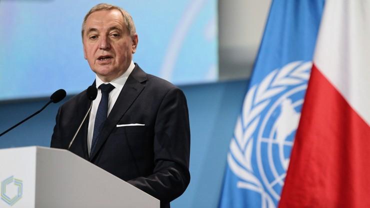 Politycy na COP24: dowody naukowe potwierdzają pogorszenie klimatu;  grozi nam katastrofa