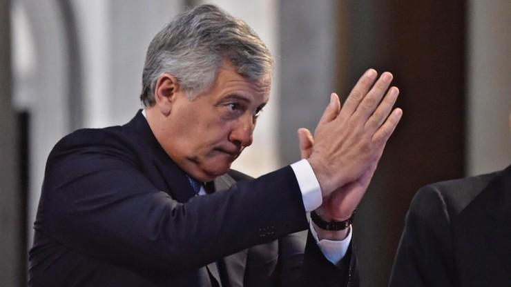 Tajani: PE będzie czuwał nad przestrzeganiem rezolucji ws. relokacji