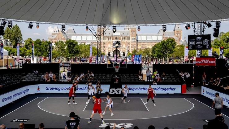 MŚ koszykarzy 3x3: Polacy niepokonani, prowadzą w tabeli grupy D