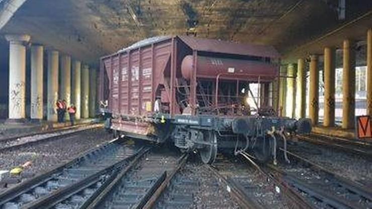Wykolejenie pociągu w Gdańsku. Są utrudnienia