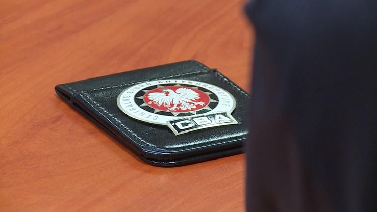 CBA przeszukało mieszkanie asystenta szczecińskiego posła