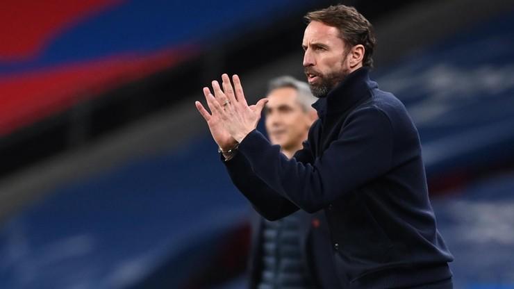 Anglia - Polska. Gareth Southgate: Zagraliśmy dobry mecz, nie załamał nas stracony gol