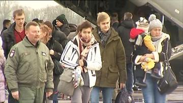 Osiem rodzin z ukraińskiego Mariupola zamieszkało w Poznaniu