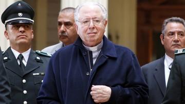 Zmarł były ksiądz z Chile. Był seryjnym pedofilem