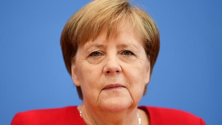 """Merkel """"wyraziła niezrozumienie"""" ws. braku komisji dla Szydło"""