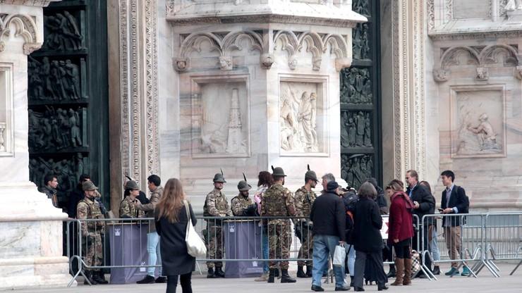 Ambasada USA ostrzega: możliwe zamachy w Watykanie i Mediolanie