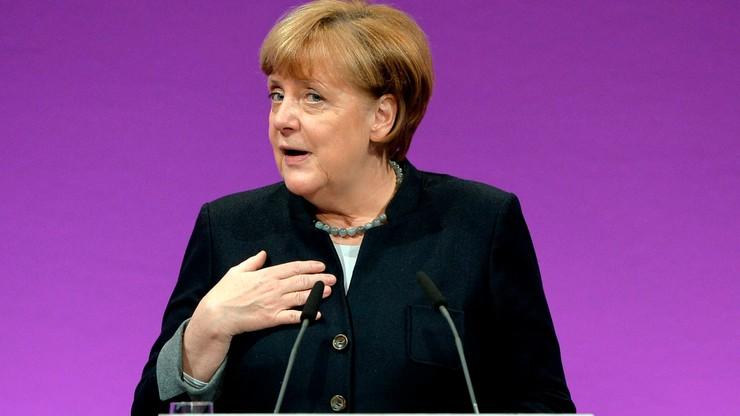 Merkel nie rezygnuje z europejskiej polityki azylowej