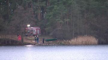 Dwoje płetwonurków utonęło w podpoznańskim jeziorze
