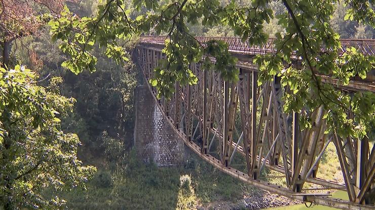 Most Pilchowicki zostawili w spokoju filmowcy z Hollywood. Ćwiczy na nim wojsko