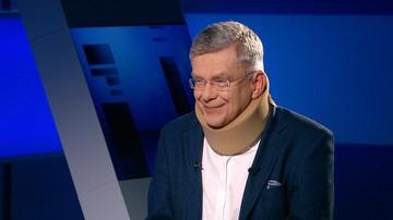 Karczewski: niektóre kraje skłaniają się, żeby nie poprzeć Tuska