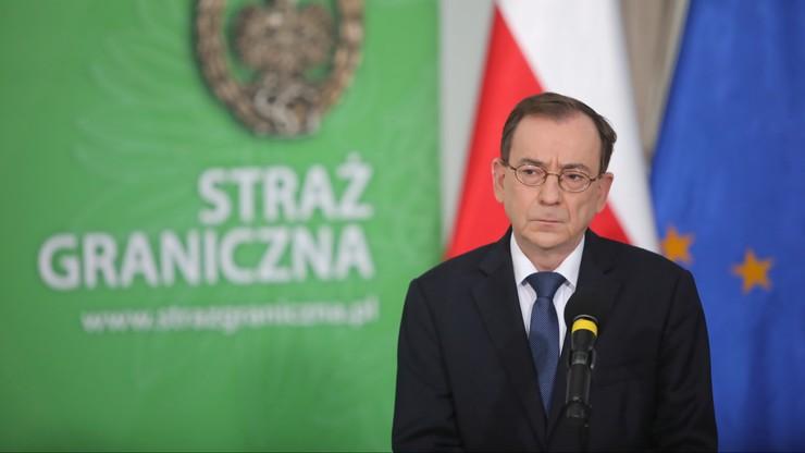 Mariusz Kamiński: osiągnęliśmy porozumienie polepszające sytuację materialną naszych funkcjonariuszy